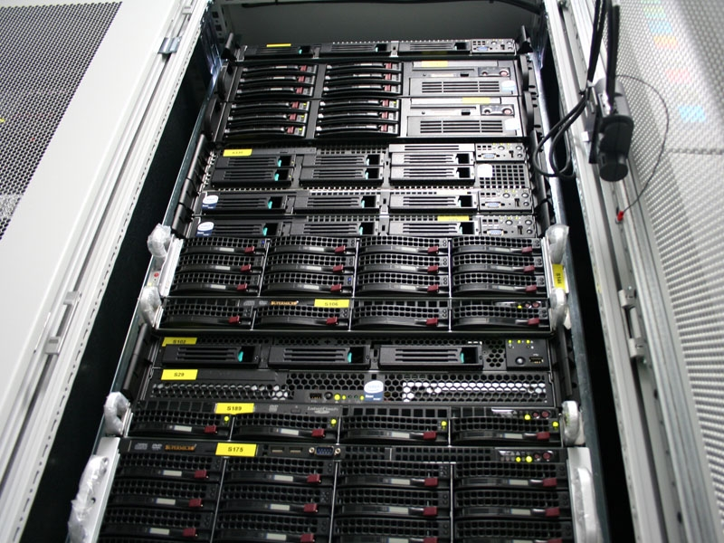 iKOMPLET - datové centrum